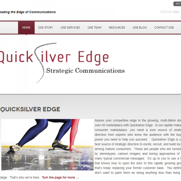 Quicksilver Edge